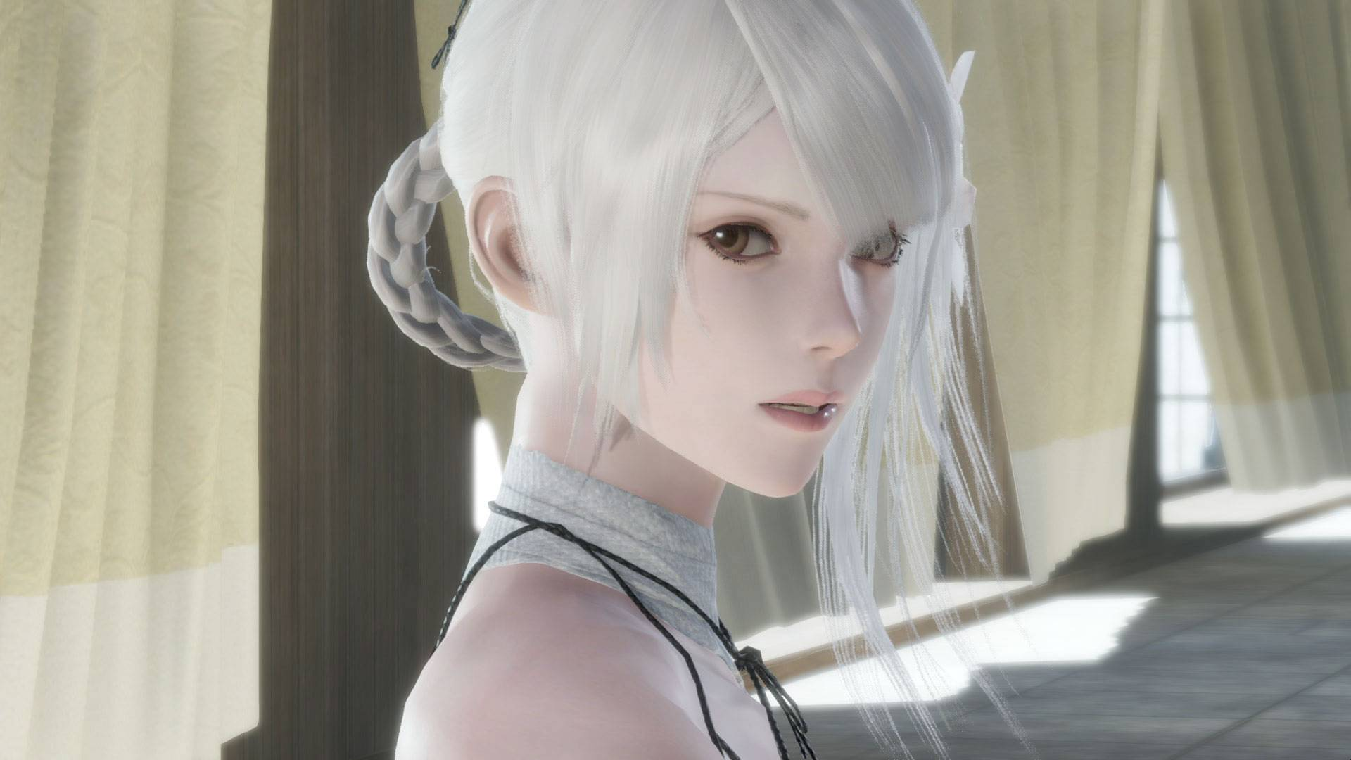 NieR Replicant su PS5