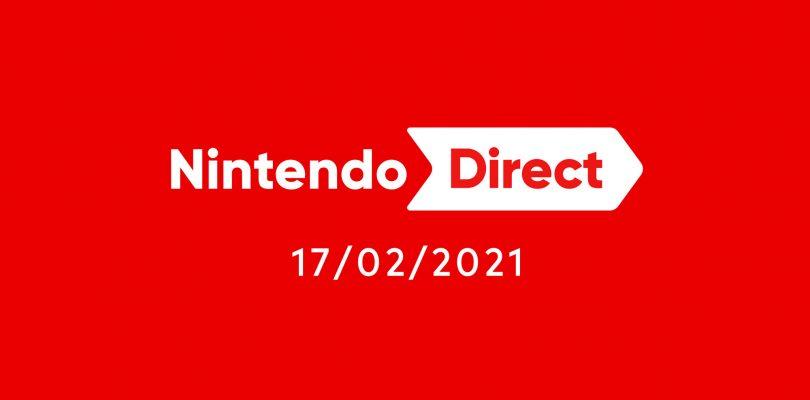 Nintendo Direct del 17 febbraio: tutte le novità annunciate