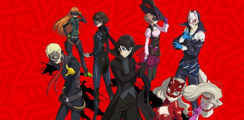 Persona 5 Anime tratto da uno dei migliori giochi degli ultimi anni