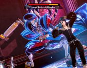 Fox in azione in Persona 5 Strikers