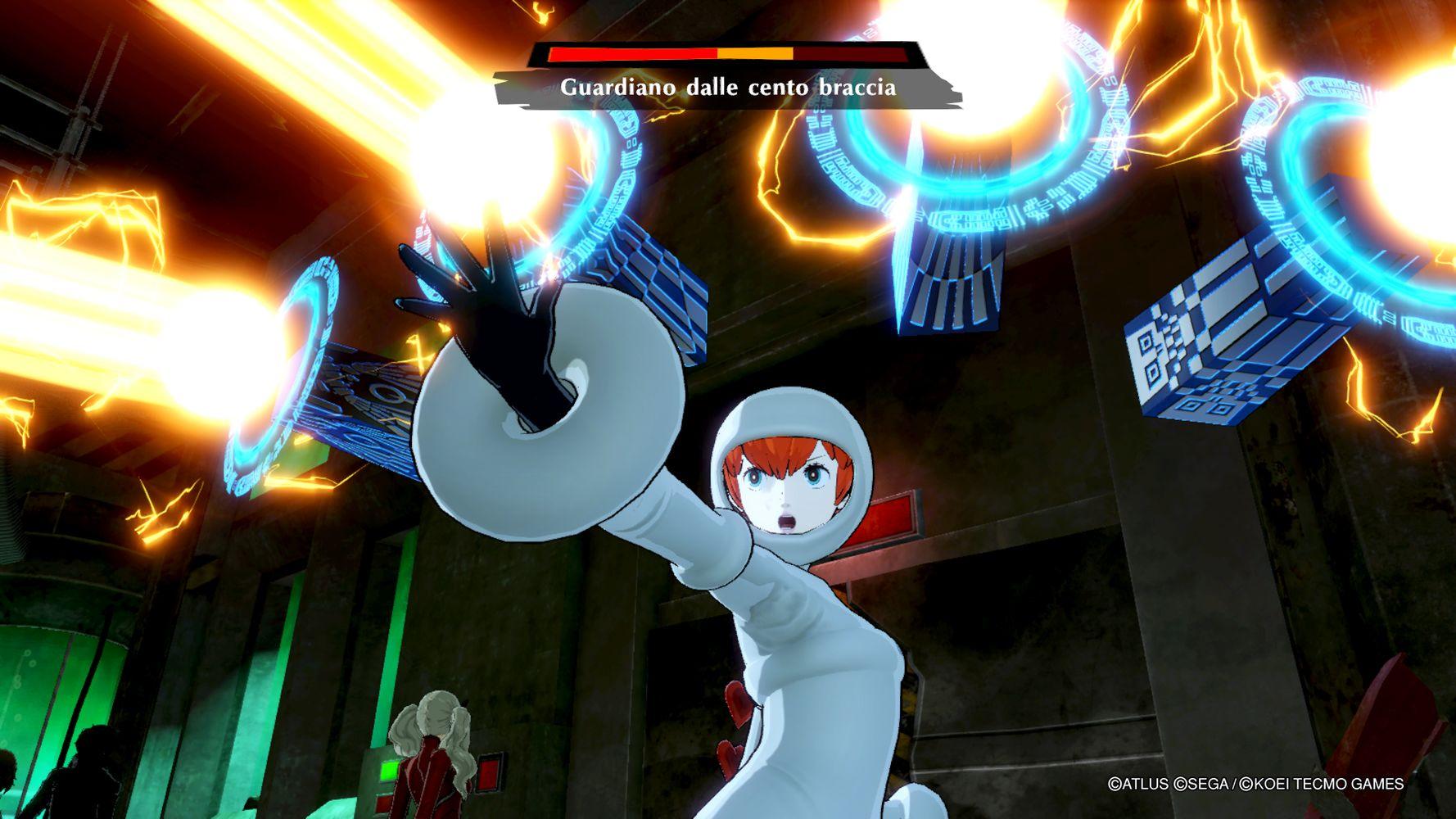 Sophie è pronta a combattere in Persona 5 Strikers
