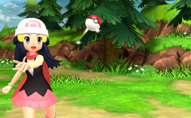 Pokémon Diamante Lucente e Perla Splendente
