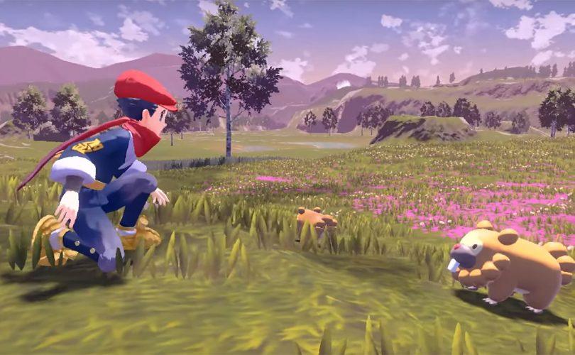 Leggende Pokémon: Arceus, annunciato l'action RPG ambientato nel passato