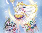 Sailor Moon Eternal: la prima trasformazione Sailor Saturn nel nuovo trailer