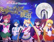 Sailor Moon escape room