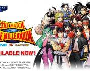 SNK VS. CAPCOM: THE MATCH OF THE MILLENNIUM è disponibile su Nintendo Switch