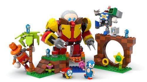 LEGO Ideas: il set di Sonic Mania diventa realtà