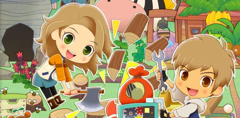 STORY OF SEASONS: Pioneers of Olive Town, un nuovo gameplay trailer