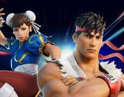 Ryu e Chun-Li di Street Fighter invadono Fortnite