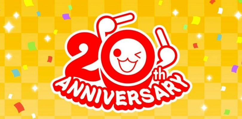 Taiko no Tatsujin: annunciata una diretta per i 20 anni della serie
