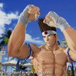 Joe Higashi in THE KING OF FIGHTERS XV