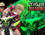 TIGER & BUNNY arriva per la prima volta in Italia grazie a Netflix
