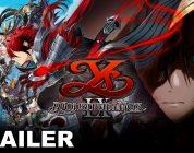 Ys IX: Monstrum Nox, disponibile il trailer di lancio