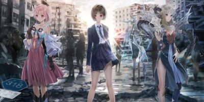 BLUE REFLECTION: KOEI TECMO GAMES annuncia un gioco console e uno mobile