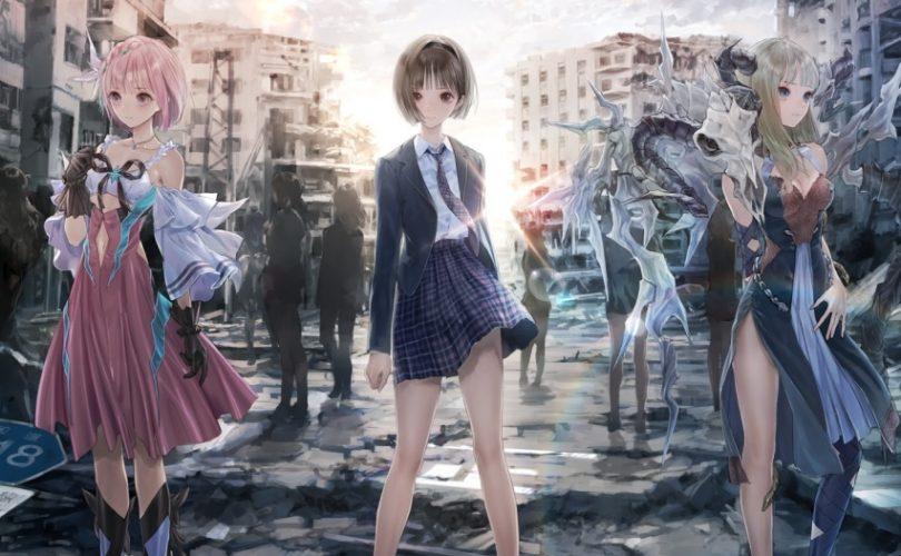 BLUE REFLECTION: KOEI TECMO GAMES annuncia un gioco console e uno mobile