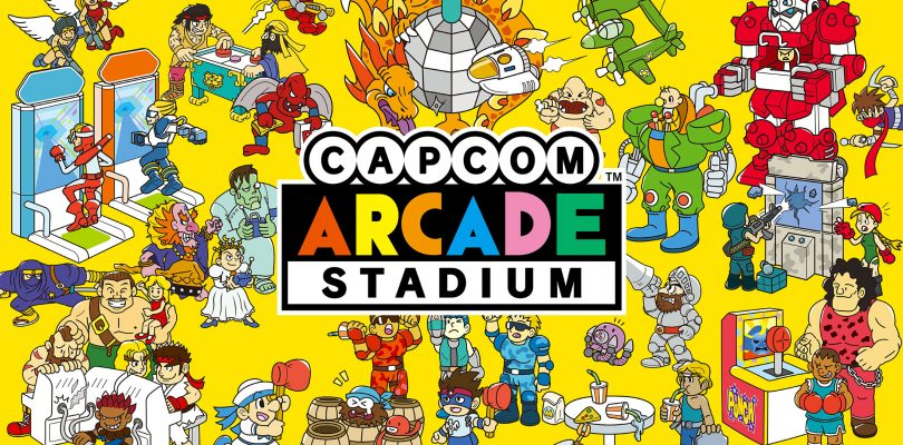 Capcom Arcade Stadium - Recensione
