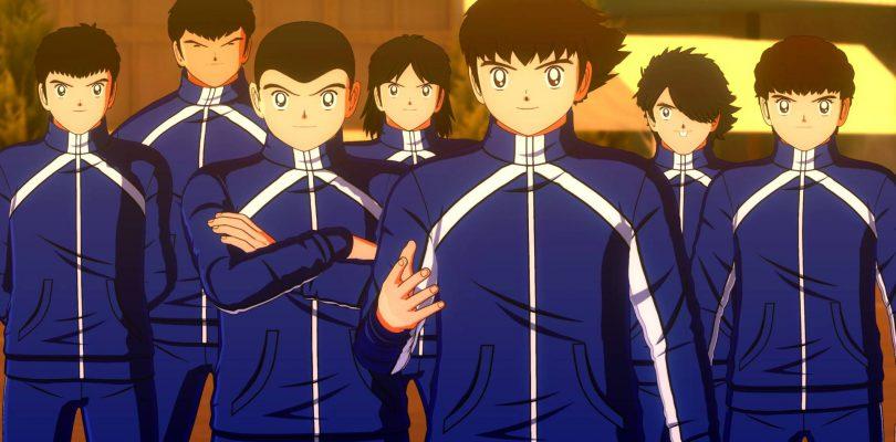 Captain Tsubasa: Rise of New Champions, disponibile la seconda ondata di DLC