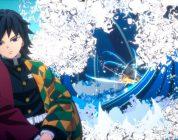 Giyu Tomioka in DEMON SLAYER: Hinokami Keppuutan