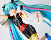 Hatsune Miku Racing Ver. Espresto Est - Print & Hair Racing Miku 2019 Team UKYO
