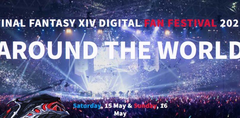 FINAL FANTASY XIV Digital Fan Festival 2021