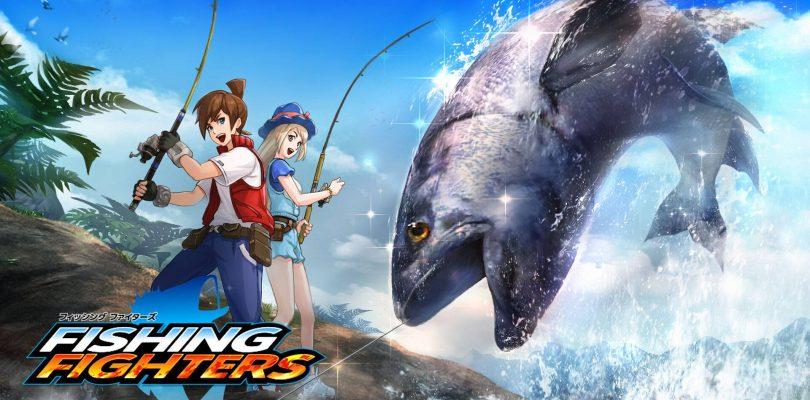 Fishing Fighters si mostra nel trailer di annuncio