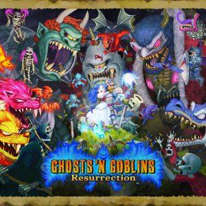 Ghosts 'n Goblins Resurrection - Recensione