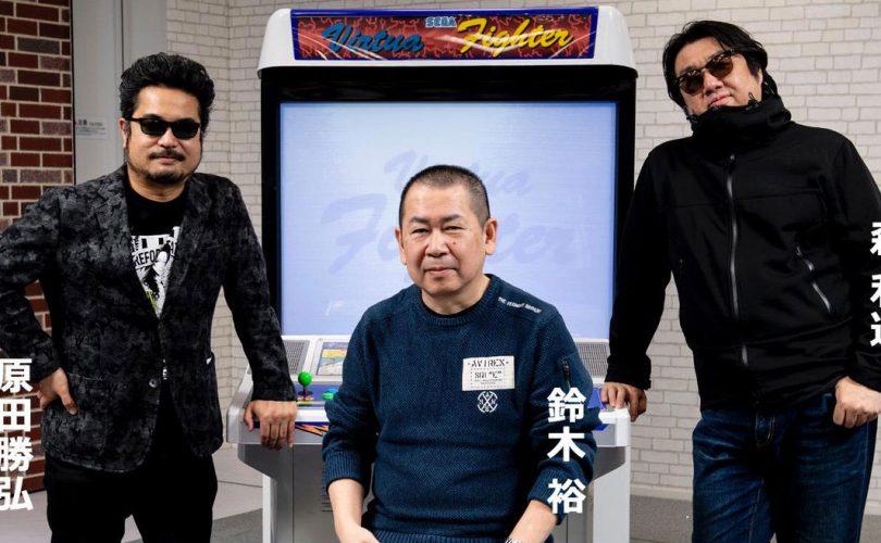 Yu Suzuki e Katsuhiro Harada parlano di Virtua Fighter 6 e di un TEKKEN per Dreamcast mai sviluppato