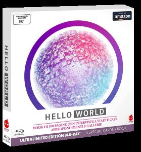 HELLO WORLD - Recensione della Ultralimited Edition