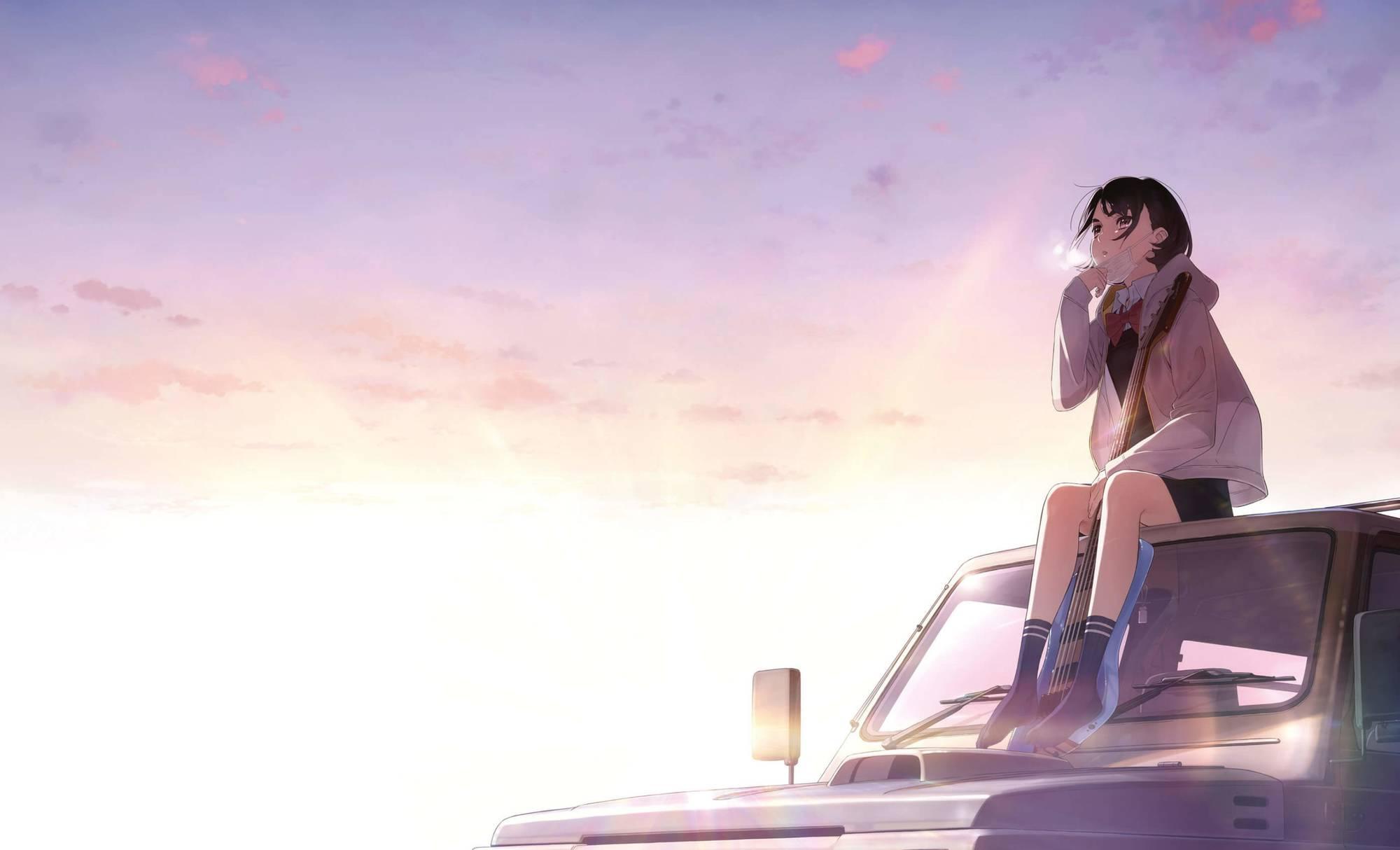 A Te Che Conosci l'Azzurro Del Cielo – Her Blue Sky - Recensione