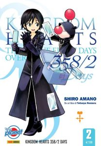 KINGDOM HEARTS 358/2 Days - Recensione del manga