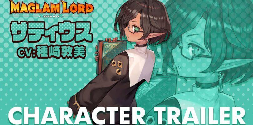 MAGLAM LORD character trailer Satius
