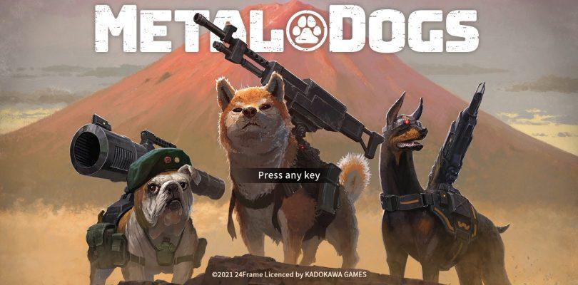 METAL DOGS