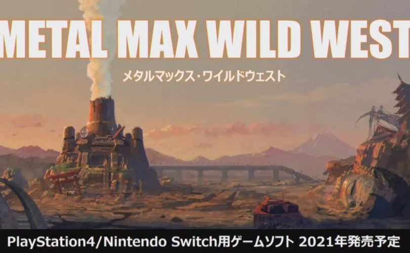 Metal Max: Wild West