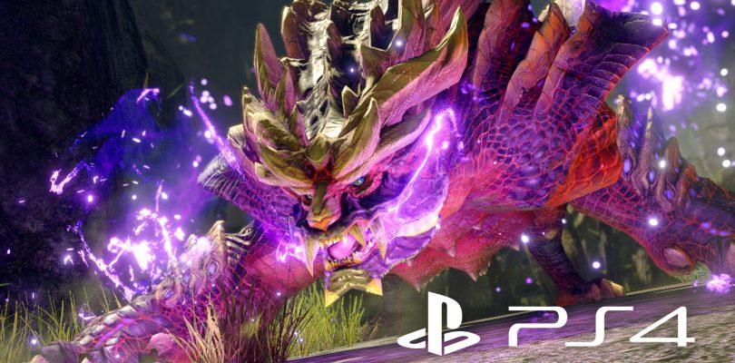 MONSTER HUNTER RISE uscirà su PS4 e Xbox?