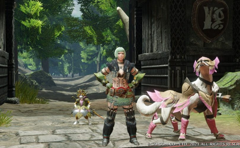Una nuova avventura ci attende in MONSTER HUNTER RISE
