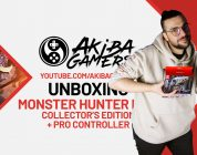 VIDEO Unboxing – MONSTER HUNTER RISE Collector's Edition + Pro Controller