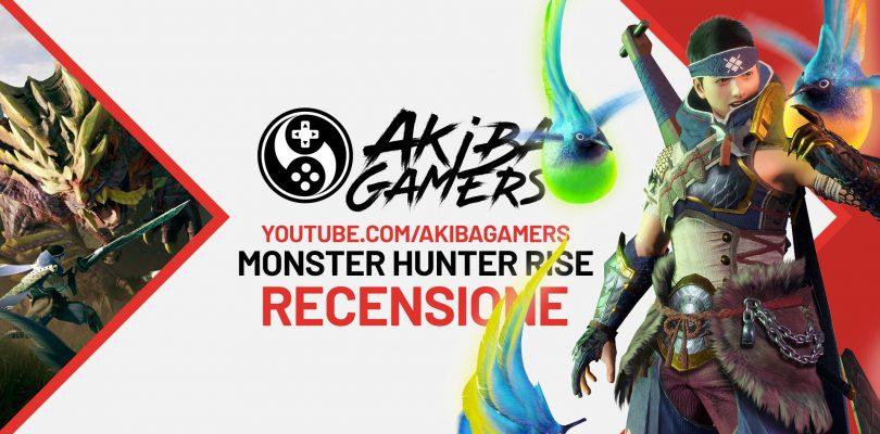 VIDEO Recensione – MONSTER HUNTER RISE