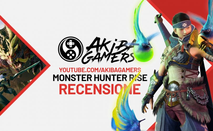 VIDEO Recensione – MONSTER HUNTER RISE
