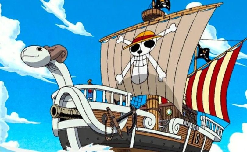 ONE PIECE live action Netflix Going Merry