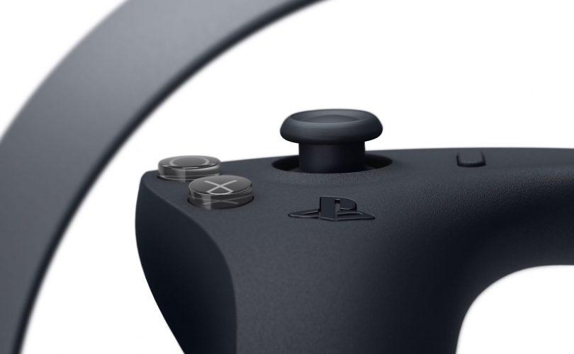 PlayStation 5: svelati i controller VR di nuova generazione