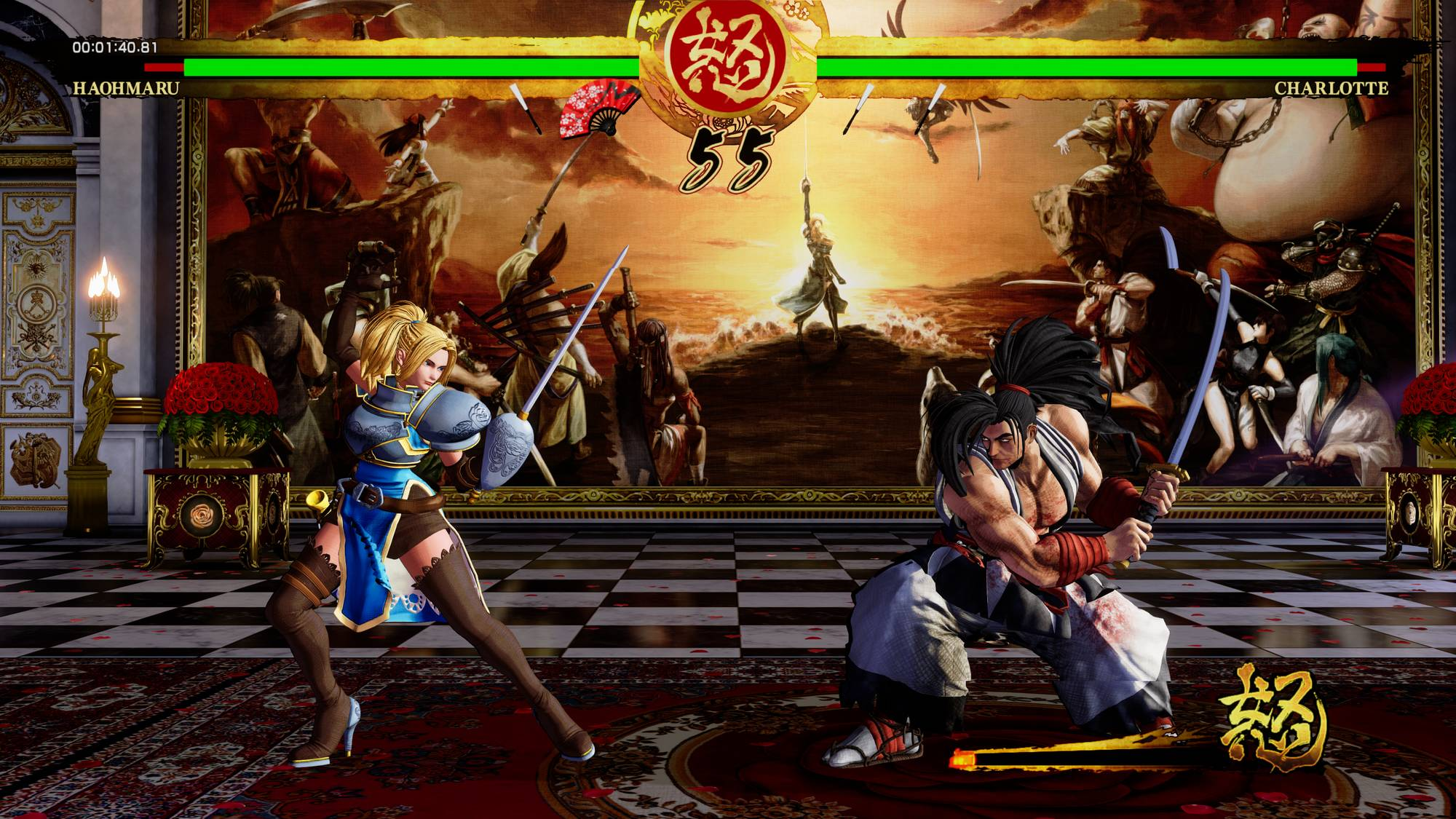 SAMURAI SHODOWN: la katana next-gen di Xbox Series X|S