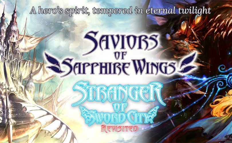 Saviors of Sapphire Wings/Stranger of Sword City Revisited: il trailer di lancio occidentale