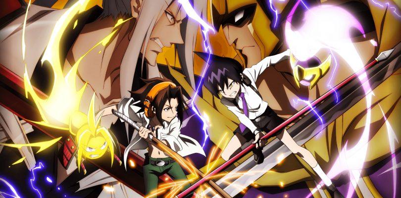 SHAMAN KING: il nuovo anime debutterà ad aprile in Giappone e nel 2021 su Netflix