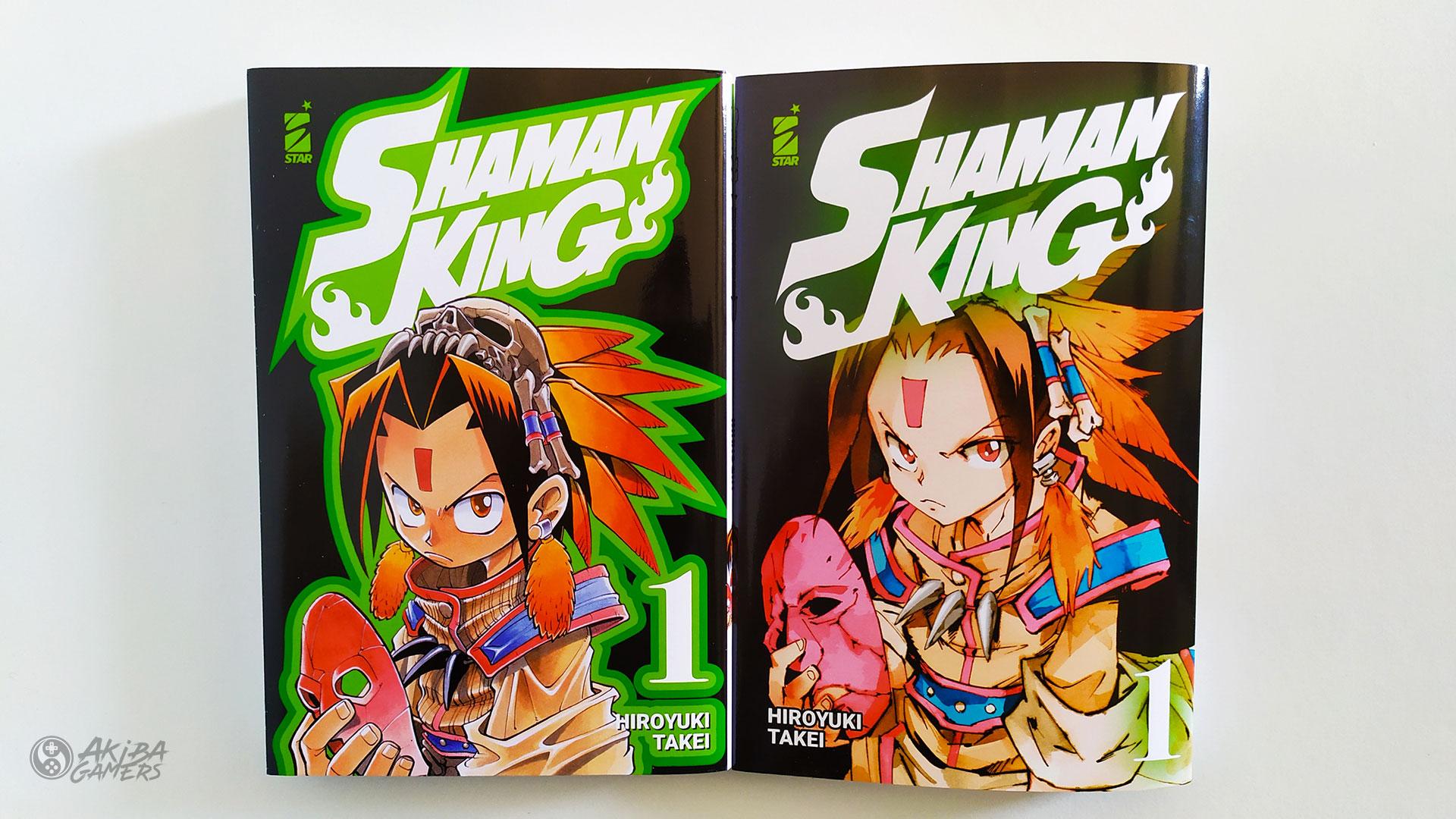 SHAMAN KING FINAL EDITION – Recensione del primo volume