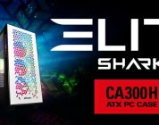 Sharkoon: presentato il case PC ELITE SHARK CA300H