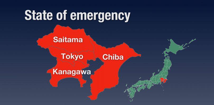 Giappone: prolungato nuovamente lo stato di emergenza
