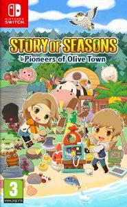 STORY OF SEASONS: Pioneers of Olive Town - Recensione