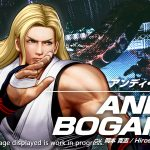 Andy Bogard in THE KING OF FIGHTERS XV