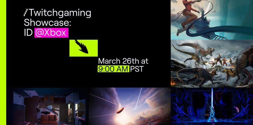 Microsoft annuncia il /twitchgaming ID@Xbox per il prossimo 26 marzo