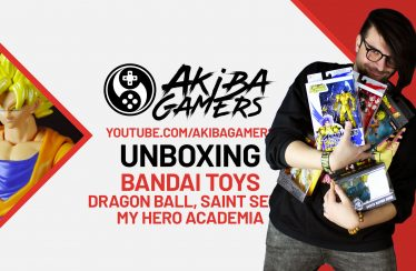 VIDEO Unboxing – Action Figure BANDAI di Dragon Ball, My Hero Academia e Saint Seiya